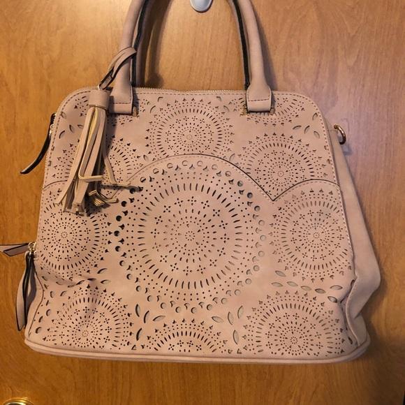 Suade like purse